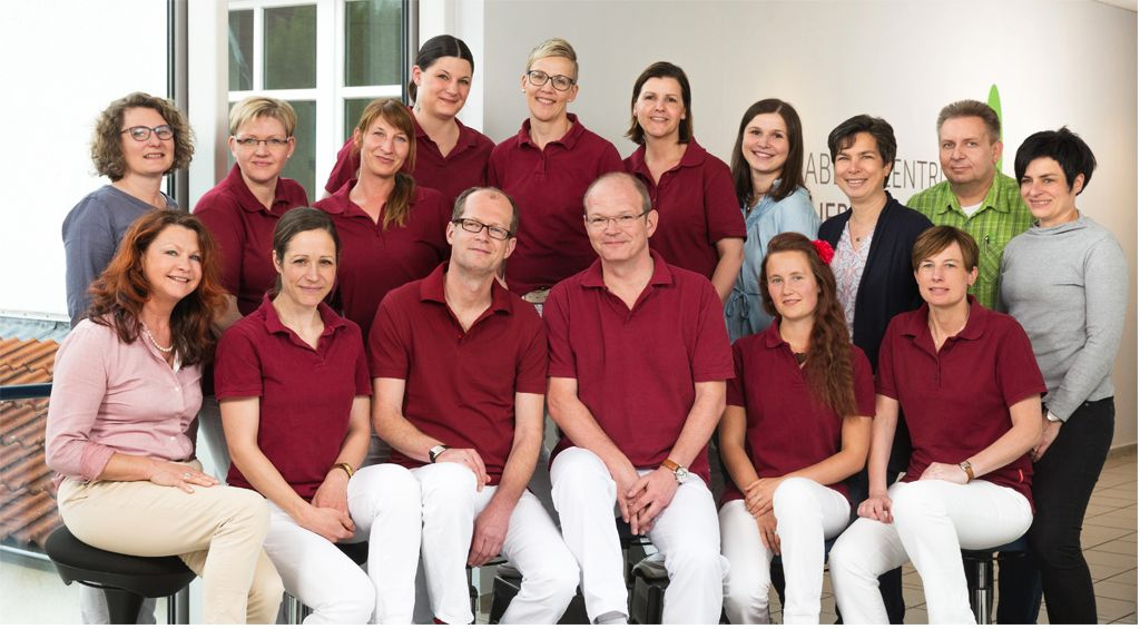 Das Team der Diabetespraxis in Soltau